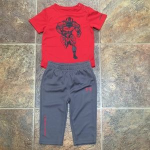 Under Armour 2 Piece Outfit